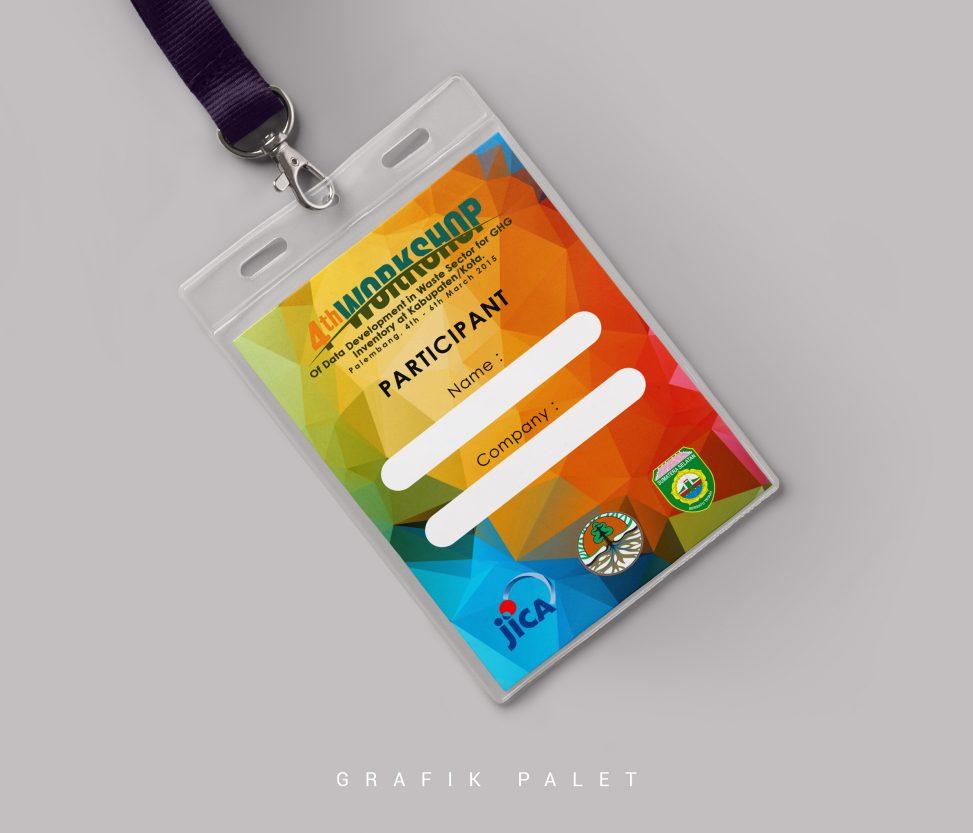 Jasa Desain ID Card