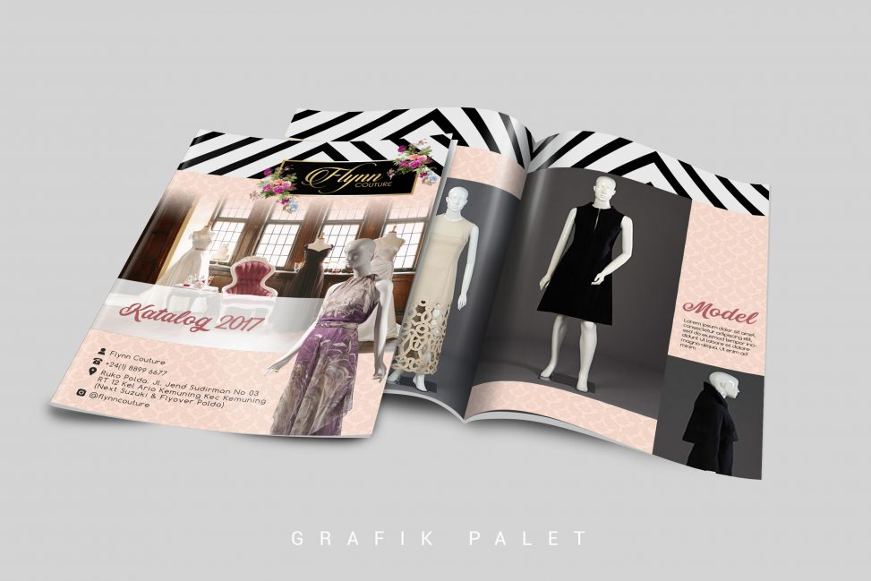 Jasa Desain Katalog