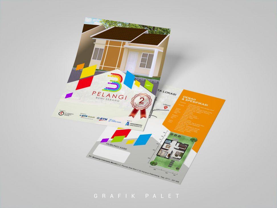 Jasa Desain Brosur Palembang