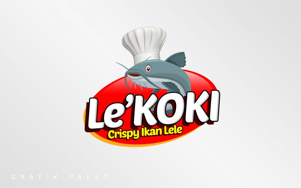 Jasa Desain Logo Produk Makanan