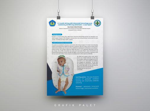 Jasa Desain Poster Presentasi Ilmiah